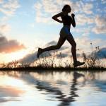 Olympian? No. Just a Runner.